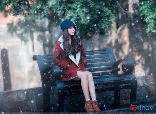 Stt viết cho cô gái mùa đông mạnh mẽ lắm nhưng cũng cô đơn lắm