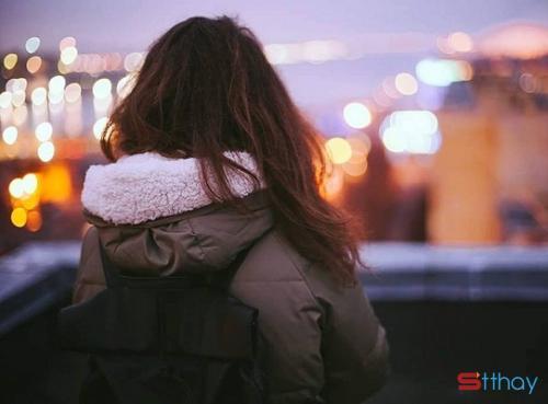 Stt mùa đông cô đơn em bơ vơ trong giá buốt và nỗi nhớ anh