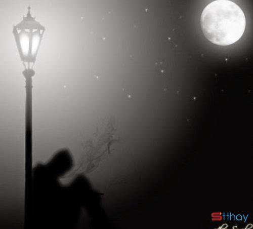 Stt đêm là lúc anh nhớ em khắc khoải, không thôi tìm một hơi ấm quen thuộc