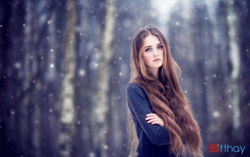 Những Stt tâm trạng nhất – mùa đông về rồi, em nhớ anh