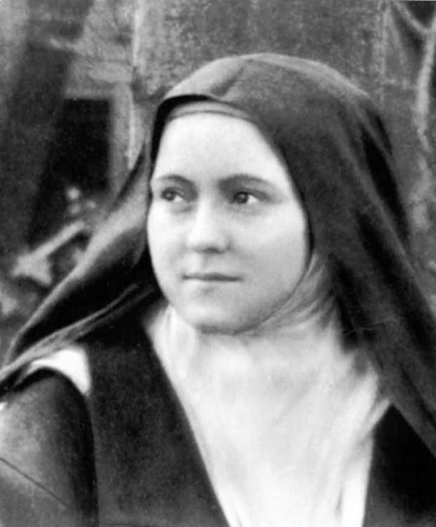 photo of St Therese of Lisieux