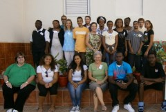Bahai Youth from the Virgin Islands attend conference