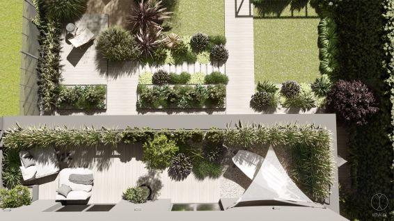 Projekt nowoczesnego naturalistycznego ogrodu w Gdańsku Osowa – Projekt: Pracownia STTYK, Joanna Polewczak, Natalia Wańkowicz – Wizualizacja 41