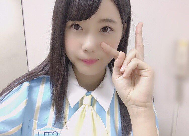 STU48 瀧野由美子『【 AKB48 SHOW! 】『 夢力 』を フルで披露させていただいています 😌💕 16人verです !! 』