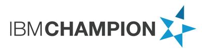 IBM Champion logo