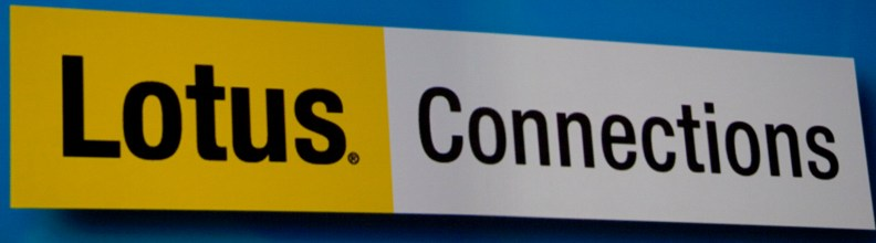 IBM Connections logo 2007