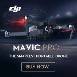 DJI Mavic Pro 250x250