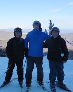 Phil + Stuart + Joff @ Mad River Glen - Vermont