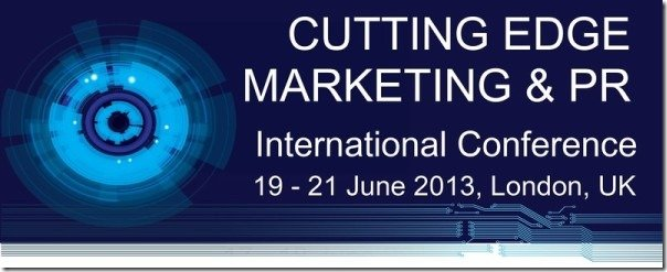 Cutting Edge PR and Marketing International Conference
