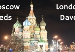 Stuart Bruce speaking in Moscow, Leeds, London and Davos - Moscow picture