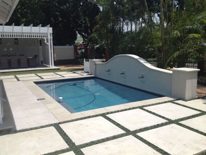 Cement Paving and Surrounds