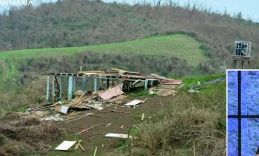 40 photos showing the damage Hurricane Maria caused to Vieques