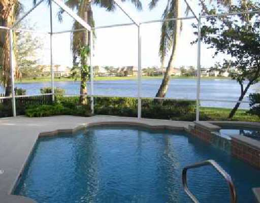 Orchid Bay Pool with Lake View