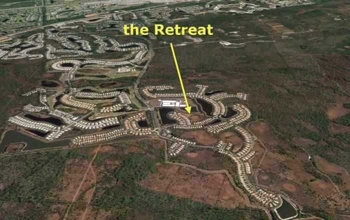the Retreat in Hobe Sound FL