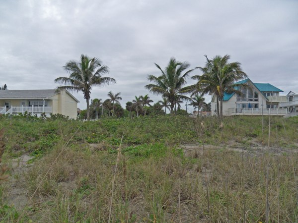 Ocean Front Land for Sale in Fort Pierce