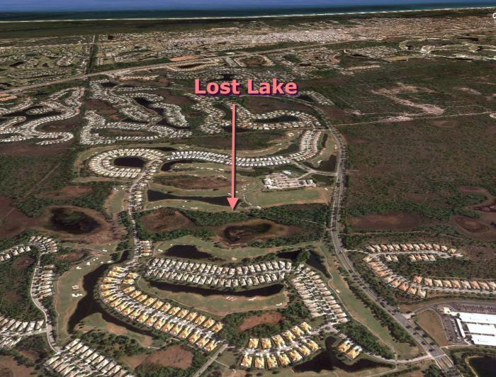 Lost Lake Golf Club Homes in Hobe Sound