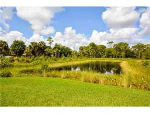 Creekside real estate in Palm City