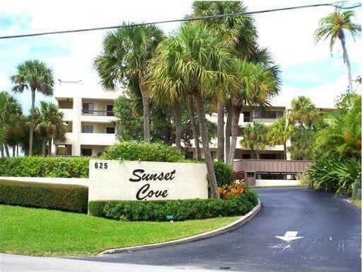 Sunset Cove Condos in Stuart FL
