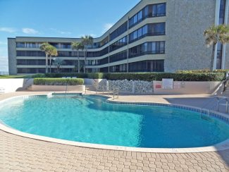 Pool of Suntide Condo on Hutchinson Island