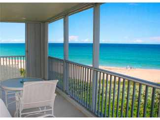 Ocean Terrace Condos in Indian River Plantation
