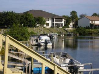 Poppleton Creek Condos in Stuart FL