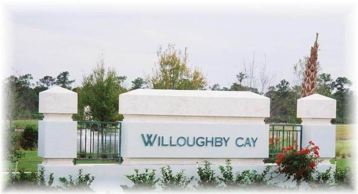 Willoughby Cay in Stuart FL