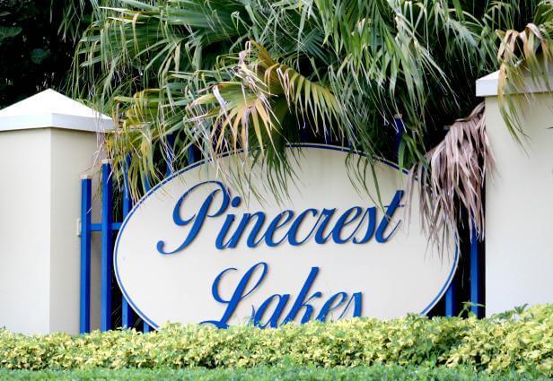 Pinecrest Lakes in Jensen Beach FL