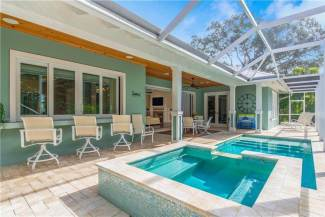 Central Stuart FL Pool Home