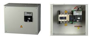 FG Wilson ATI Transfer Panel, Change Switch for Generators