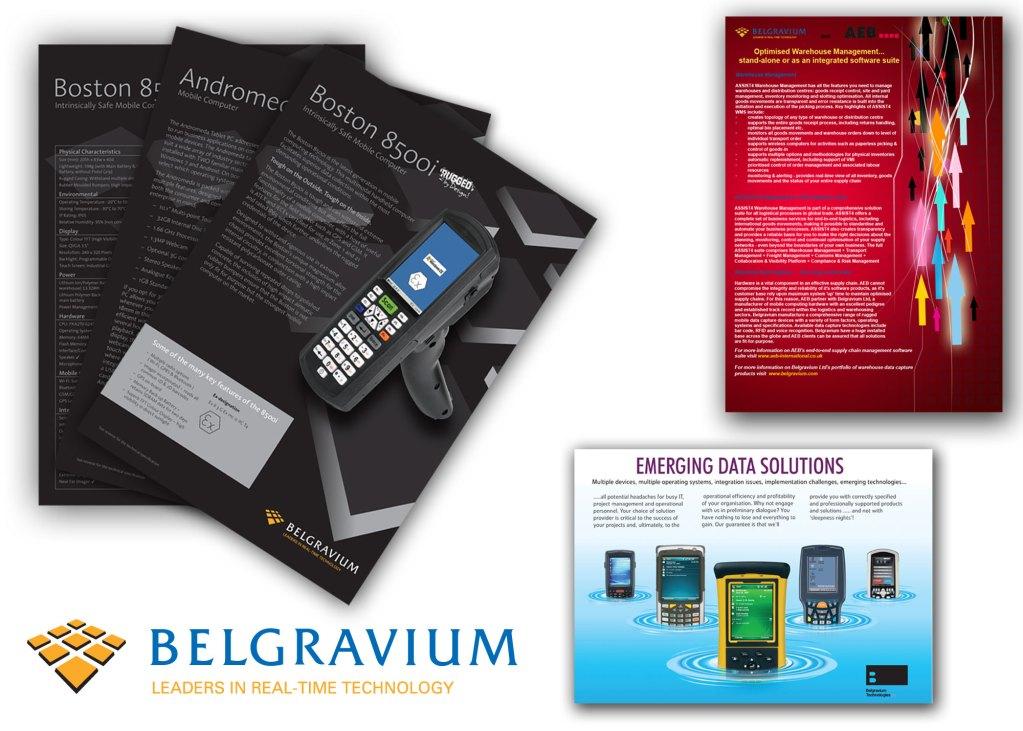 Belgravium work by Stuart Hirst