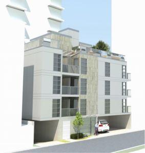 Laneway Infill Apartment 4