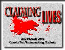 Claiming Lives - Stuart Land