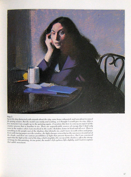 Art Instruction Harvey Dinnerstein Artist At Work