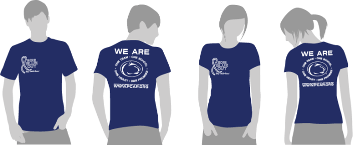 Blue Out Shirts