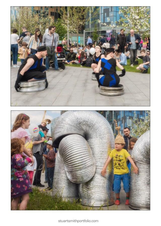 Festival Performance - Big Mob