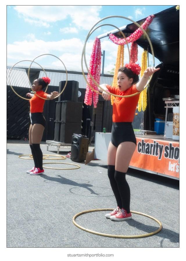Festival Performers - Marawa's Majorettes