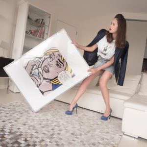 Fashion Photoshoot Agnes B by Stuart Smith