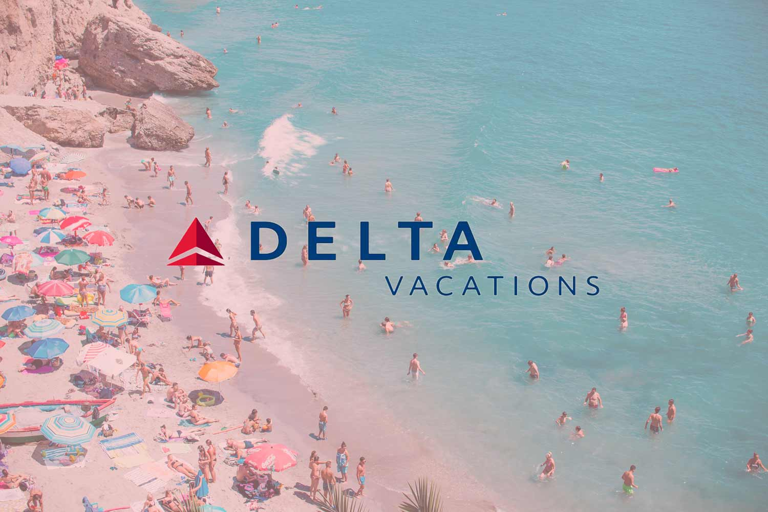Delta Vacations August Travel Agent Campaign  Stuart