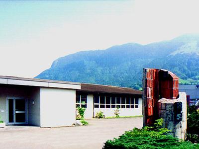 Stübben workshop at Stans, Switzerland