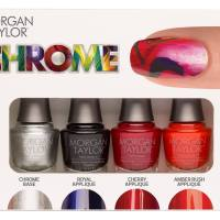 Morgan Taylor Chrome & Fall 2015 Urban cowgirl collections