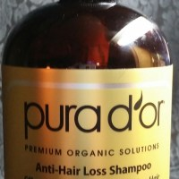 Review-PURA D'OR Organic Anti-Hair Loss Shampoo