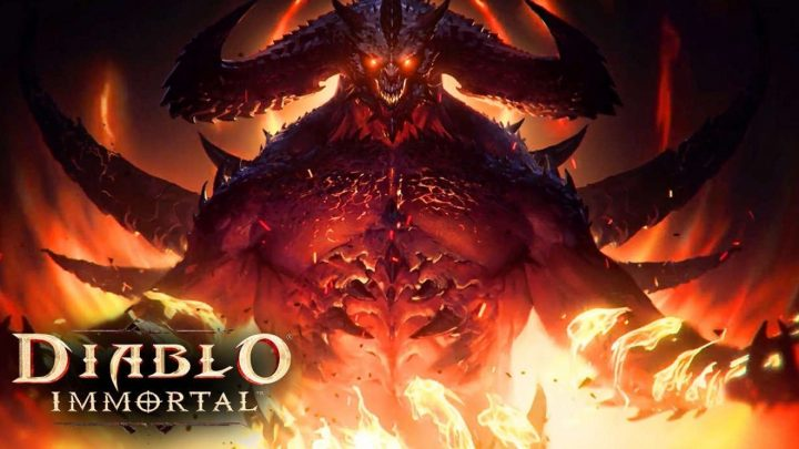 diablo 4 fro mobile from blizzard entertainment 2018