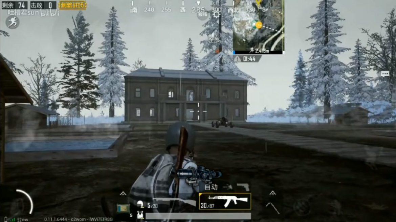 PUBG rain PUBG Metal rain PUBG video shows snow in sanhok map PUBG GamePlay