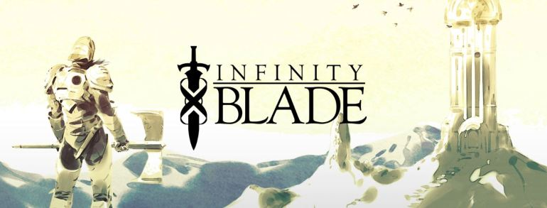 Infinity Blade Trilogy App Store Ios