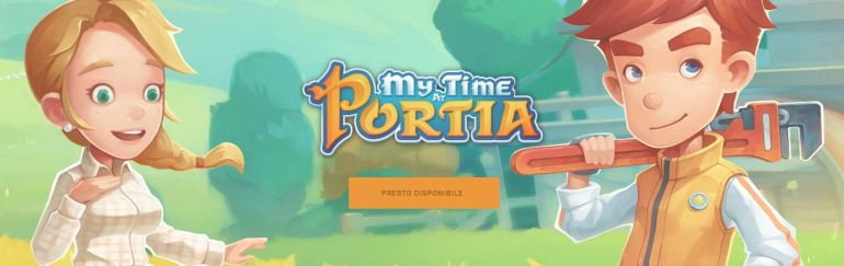 My Time At Portian Start a New Life on Epic Games Store on 15th Jan