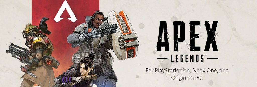 APEX LEGENDS (FREE TO PLAY) PUBG'S NEW RIVAL FROM EA