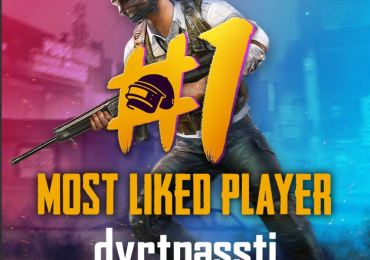 Most Liked Player of the Year PUBG Mobile