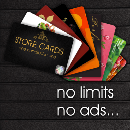 Store Cards No Limits on Virtual Wallet