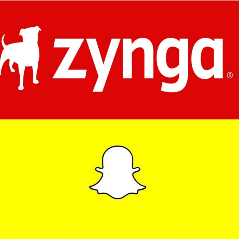 Zynga Partnered With Snapchat to whole new game