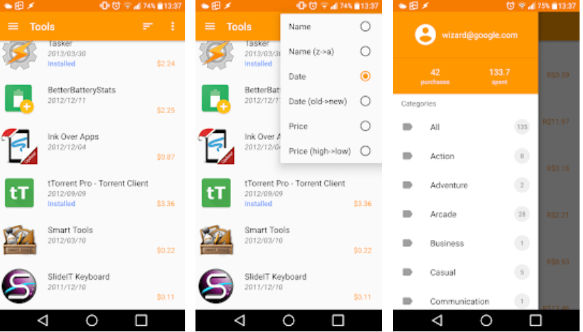 Restore Your Paid Apps With this Android app